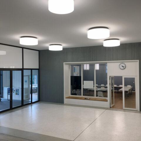 Schulhaus Hünenberg